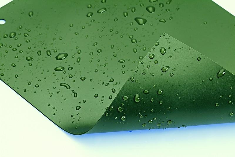 PVC folija – olivno zelena